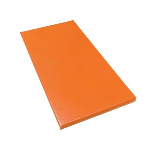 turuncu jimnastik minderi