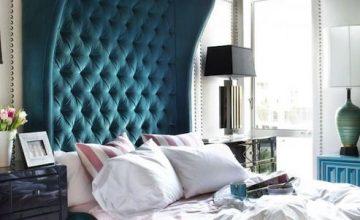 Yatak başlığı kaplama modelleri