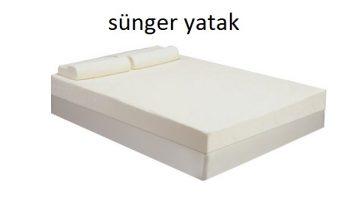 Bel fıtığı için yatak