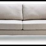 Beyaz modern kanepeler