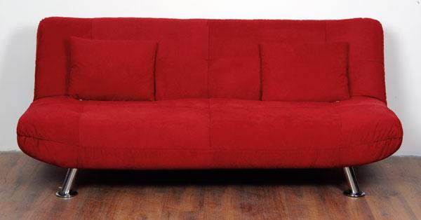 Spor kanepe kırmızı