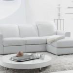 Beyaz koltuk takımı