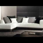 Beyaz koltuk modeli
