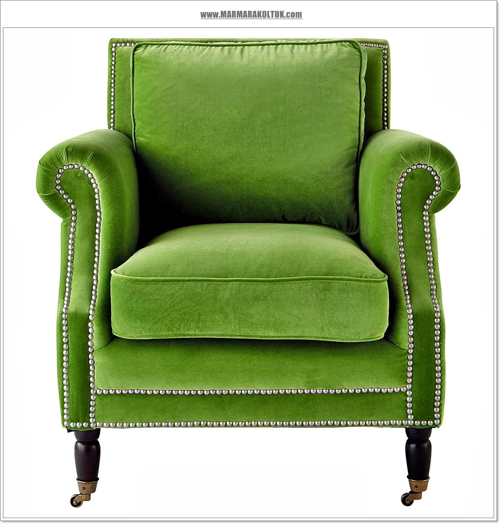 Yeşil berjer modeli 002