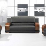 Modern deri ofis koltuk modelleri