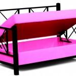 Renkli üçlü koltuk modelleri