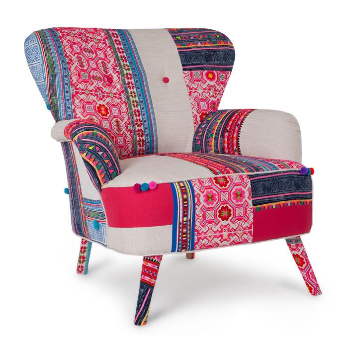 Özel tasarım berjer koltuk