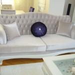 Beyaz koltuk kaplama renkleri