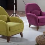 Gökkuşağı koltuk takımı modelleri
