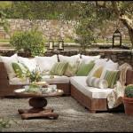 Ahşap bahçe koltuğu modelleri