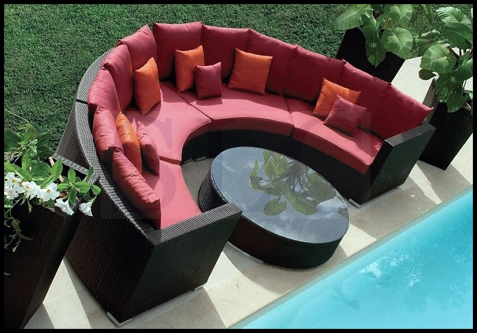 Bahçe kanepesi modelleri