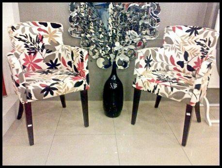 Desenli berjer koltuk modelleri