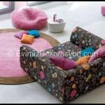 Desenli kanepe modelleri