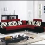 Kırmızı köşe koltuk takımı i̇malatı