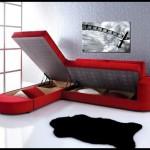 Kırmızı köşe koltuk takımı markaları