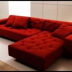 Kırmızı köşe koltuk takımı örnekleri