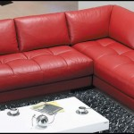 Klasik kırmızı köşe koltuk takımları