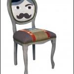 Moda sandalye fotoğrafları
