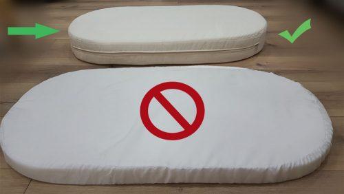 En sağlıklı bebek yatağı