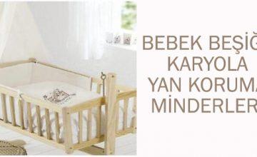 Bebek Beşik Yan Koruma Minderi
